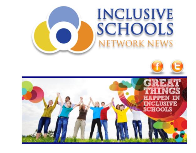 Inclusive Schools Week 2012